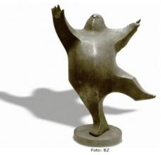 B.Z.Kulturpreis  -tanzender-Baer