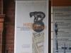 © A. Wilke- Austellungplakat mit Berliner Bär am Eingang zum Märkischen Museum