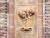 © R. Musold - Bär an der Fassade