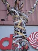 Alexa, Berliner Bär im Herzen der Skulptur, Mirko Siakkou Flodin, Berlin Mitte