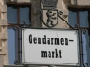 Berliner Bär - Gendarmenmarkt Berliner Mitte