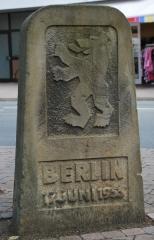 Berliner Meilenstein in-Metelen