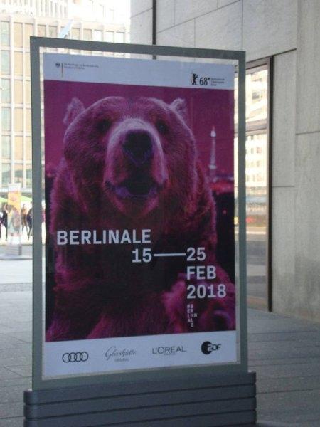 Berlinale Plakate Foto © Christa Junge