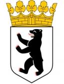 Amtliches Muster des Wappens seit 1954