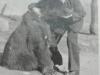 1950 Bärenvater Porath mit Nante Foto © Privat