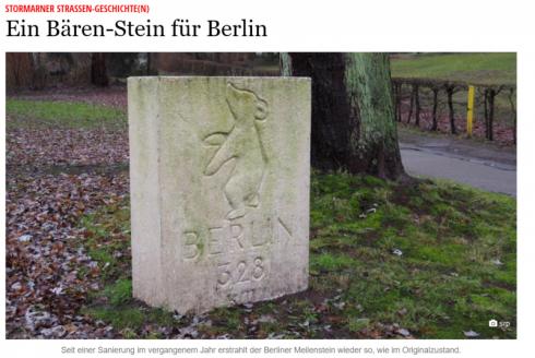 Seit der Sanierung im vergangenen Jahr erstrahlt der Berliner Meilenstein wieder so, wie im Originalzustand    Foto © Susanne Rohde