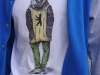 Berliner Bär auf Shirt © Christa Junge