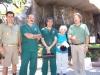 061024 Claudio Gäbler und Selma im Zoo von Buenos Aires  © Club Berlin Buenos Aires