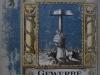 Deckblatt Buch zur Gewerbeausstellung 1896 Berlin ©  Christa Junge