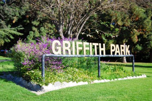 Griffeth Park USA Foto © alex-aroundtheworld