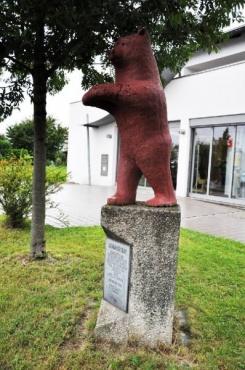 Berliner Bär in Ingolstadt Foto © Stadt Ingolstadt, Presse- und Informationsamt