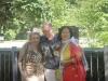 Christa, Idda und Ambarina Foto © Gast