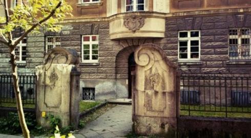 Eingang Schlossallee 5