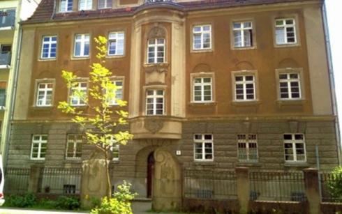 Gemeindekrankenhaus Pankow, Wirtschaftsgebäude Schlossallee 5