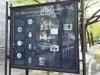 Tafel mit der Geschichte des Berliner Bären am Berliner Bärenzwinger Foto © Christa Junge