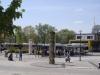 Busbahnhof Marzahn Foto © Christa Junge/ Berlin April 2016