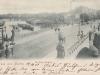 Postkarte 1901 Moabiter Brücke aus Sammlung Christa Junge