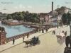 Postkarte 1911 Moabiter Brücke aus Sammlung Christa Junge