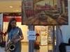 Frau Weber spielt Saxophon © Berliner Bärenfreunde e.V.