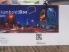 Eintrittskarte für die Infobox - Foto © Christa Junge