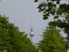 Blick auf den Fernsehturm - Foto © Gilsela Stenwald