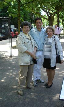 Besuch aus den USA (15.05.2006)