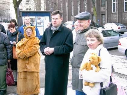 726 Jahre Berliner Bär