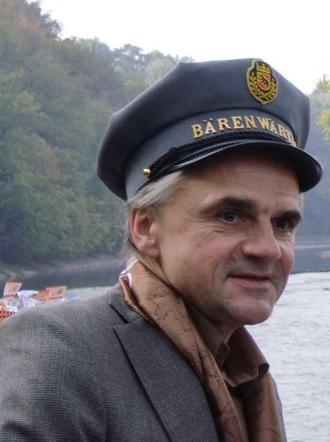 Prof. Dr. Bernd Schildger Direktor Tierpark und BärenPark, Bern